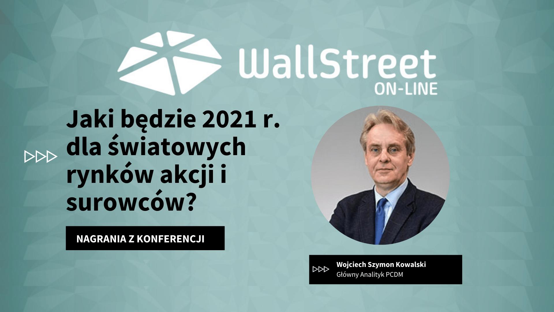 Nagrania z Konferencji Wall Street