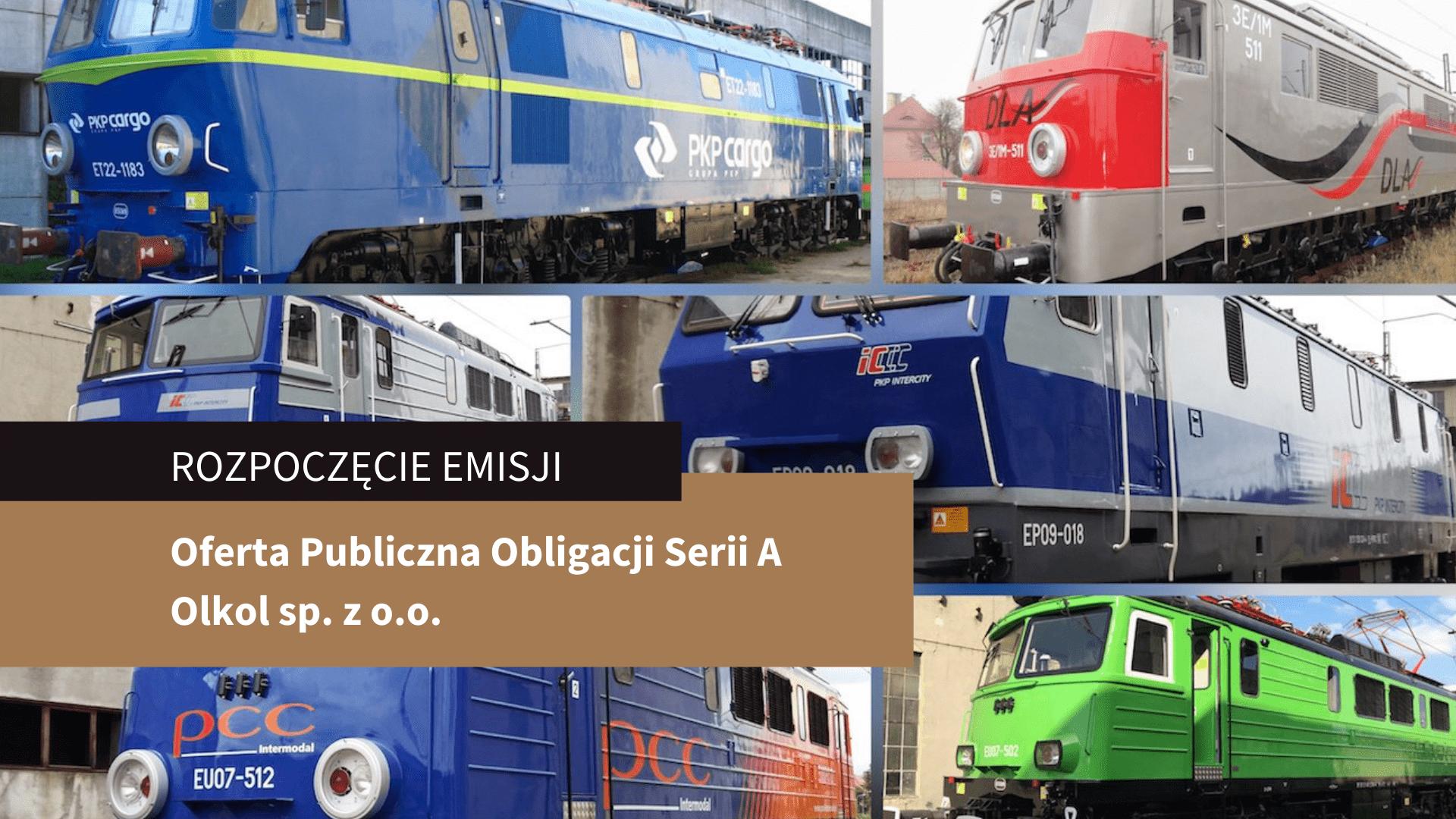 Rozpoczęcie Publicznej Oferty Obligacji Serii A Olkol sp. z o.o.